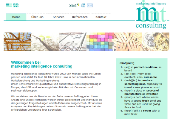 marketing intelligence consulting, Wiesbaden